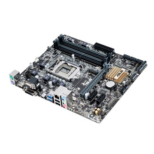 Original B150M-A / M.2 DDR4 solid state PLUS desktop computer motherboard supports I3 I5