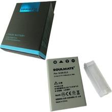 Soulmate EN-EL5 литиевые батареи пакет ENEL5 цифровой Батареи для камеры ENEL5 для Nikon Coolpix P4 P80 P90 P100 P500 P510 P520 P530