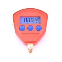 R22 R410 R407C R404A R134A Air Conditioner Refrigeration Vacuum Medical Equipment Battery Powered Digital Pressure Gauge