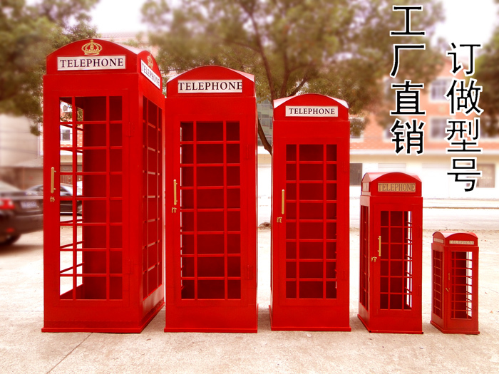 Large Red London Phone Booth British Iron Bookcase Model Shows A Bar Display Props Decoration In Shoe Decorations From Shoes On Aliexpress Alibaba