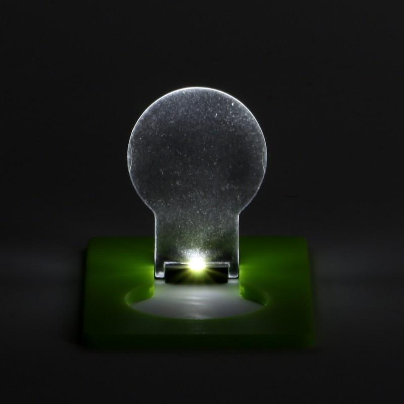 Portable Mini Lighting Wallet LED Card 12