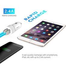 ROCK Sitor Plus Car Charger for Smartphone