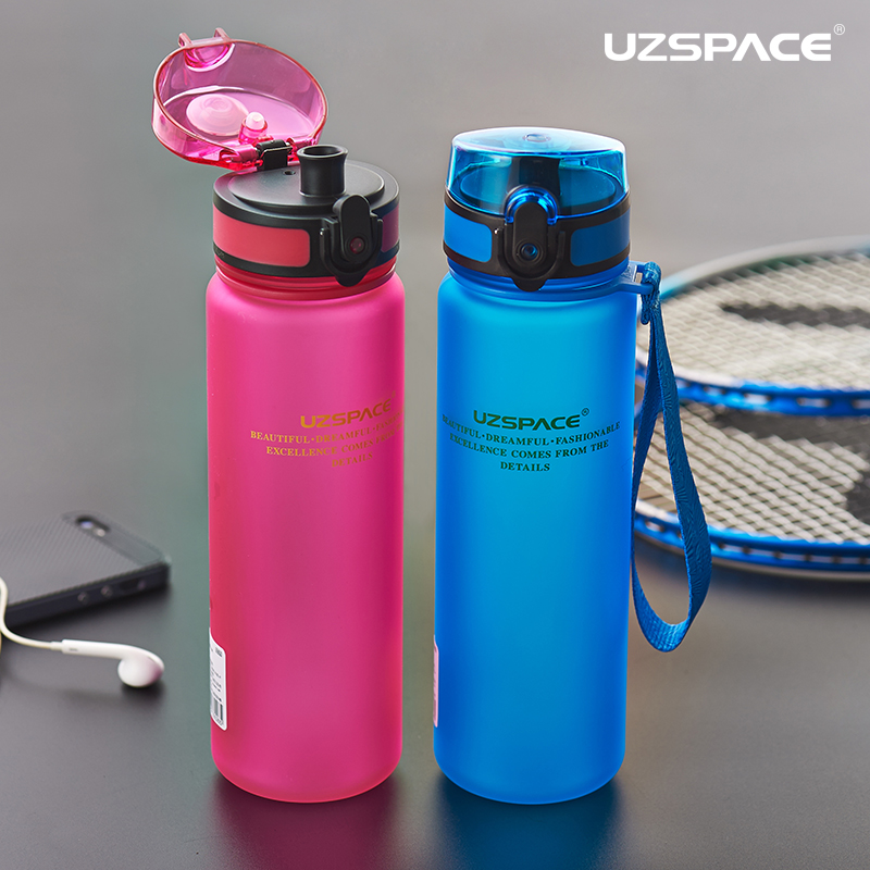 Hot Sale Uzspace Protein Shaker Portable Motion Min Tritan - Kök, matsal och bar - Foto 2