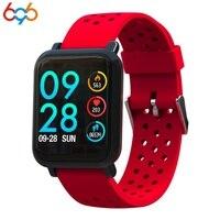 696 SN60Plus Smart Bracelet Watch Activity Tracker Sport Smart Watch Heart Rate Blood Pressure Monitor Smart fit Band