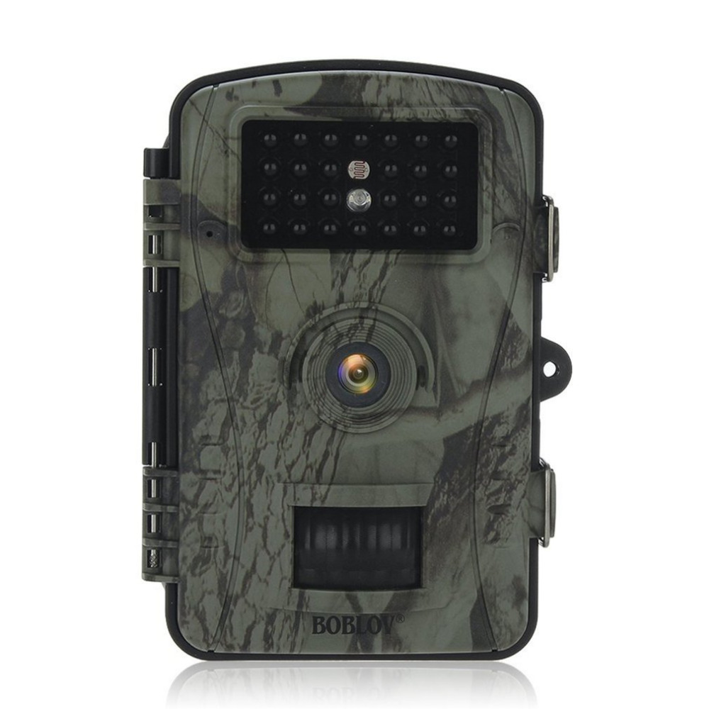 Waterproof  Wide Angle Infrared Motion Detection Hunting Camera Scouting Wildlife Trail Camera Automatic IR Filter For Hunting infrared detection automatic door 2012 latest competition kit electronic product assembly and commissioning test