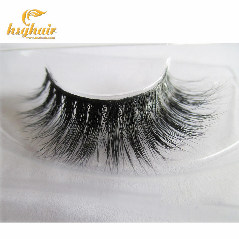 66658c4ab61 Hotselling Private label wispies eyelashes premium high quality 1pair/lot  Mink fur lashes -in False Eyelashes from Beauty & Health on Aliexpress.com  ...
