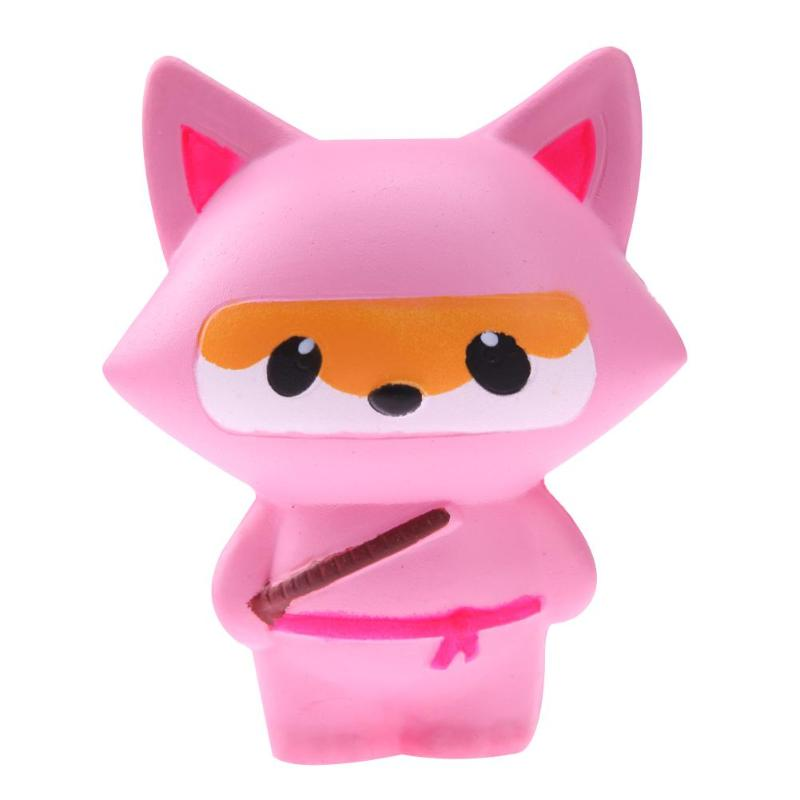 New Toys Cartoon Squishy Slow Rising Squeeze Rebound Cat Bread Funny Soft Stress Reliever rebound For Kids Toy Gift