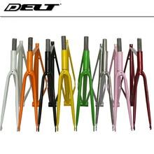 1 set bicycle bike frame 4130 Cr-Mo steel Fixed gear bike single speed 700C x 51/53cm glossy
