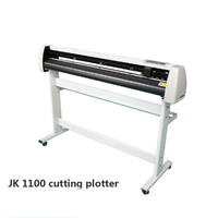 Hot Sales New Digital Vinyl Sticker JK1100 Cutting Plotter For JK1100 Engraving Machine Cutting Machine With