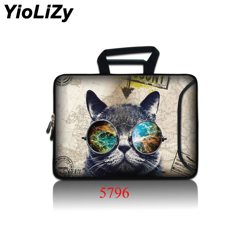 15.6 notebook bag 9.7 12 13.3 14 15.4 17 17.3 Laptop sleeve pouch Tablet cover men briefcase for macbook air 15 case SBP-5796