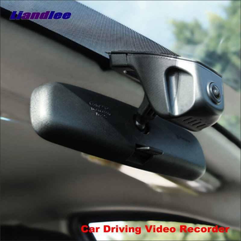 Liandlee 車 DVR フロントカメラ駆動ビデオレコーダー USB プラグアウディ A4 B6 B7 2010-2018 アンドロイド画面自動 Dashcam Antiradar