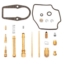 Xt600e carb kit de reparo revisão carburador reconstruir kits para yamaha xt600 xt600k ttr230 1990-2002
