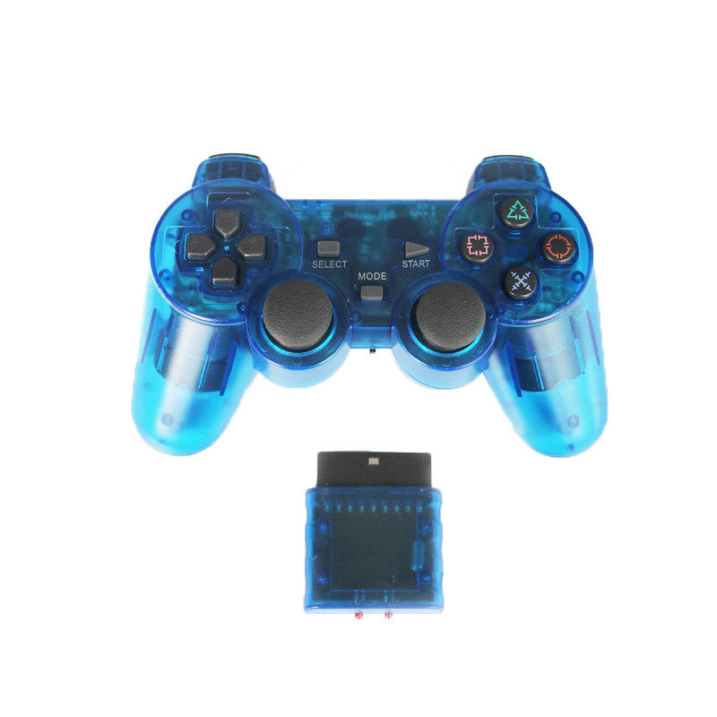 2.4G Wireless Game Joystick for PS2 Controller for Sony Playstation 2 Console Dualshock Gamepad for PS 2 play station Joypad