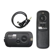 PIXEL RW-221/N3 Wireless Shutter Remote Control Release for Canon EOS 7D, 5D series, 1D series, 6D, 50D, 40D, 30D,20D,10D Camera