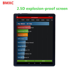10.1 inch 2.5D screen Octa Core 4G LTE smartphone Tablet pc 4G RAM 64G ROM 1920*1200 IPS Android 7.0 WIFI bluetooth tablets 9 10