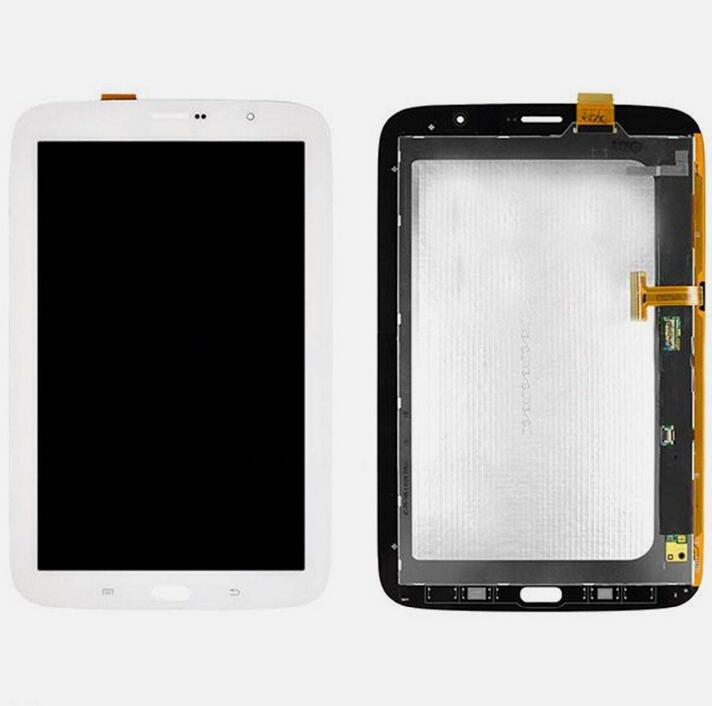 high white touch screen digitizer lcd display assembly for. Black Bedroom Furniture Sets. Home Design Ideas