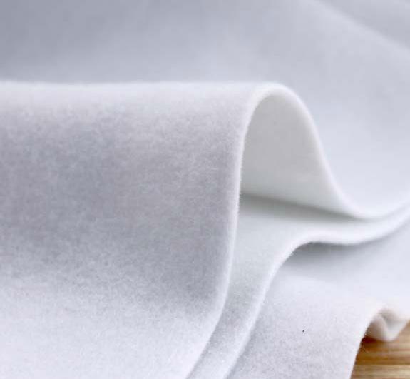 Tela Adhesiva 180g de Tela Adhesiva de un solo lado de algodón relleno interlínea Entretela Para Costura 50x110cm