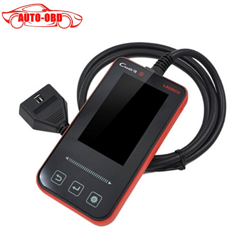 automotive scanner diagnostic tool ABS ESP Battery Oil Light Airbag SRS Reset launch creader vii creader 7 obdii 5 car free from 100% original launch creader 519 odb obd2 scanner for obd2 can eobd jobd cars cr519 diagnostic tool free gift brake fluid tester