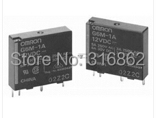 G6M-1A-5V G6M-1A-DC5V RELAY ORIGINAL 10PCS/LOT Free Shipping electronic Components kit