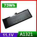 """11.1V 73Wh Replacement Battery For Apple A1321 For MacBook Pro 15"""" MB985CH/A MC118J/A"""