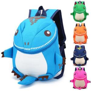 3D Dinosaur Backpack For Boys