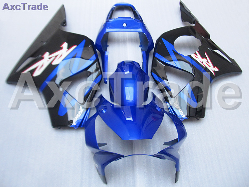 Blue Black Moto Fairing Kit For Honda CBR 900RR 954 RR CBR900RR CBR 900 2002 2003 02 03 Fairings Custom Made Motorcycle C210 gray moto fairing kit for honda cbr600rr cbr600 cbr 600 f4i 2001 2003 01 02 03 fairings custom made motorcycle injection molding