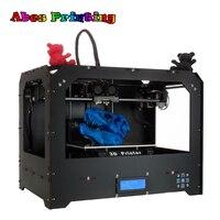 2018 FDM 3D Drucker Bizer Dual Extruder MK8 for MakerBot Replicator PLA /ABS 3d Printer Part