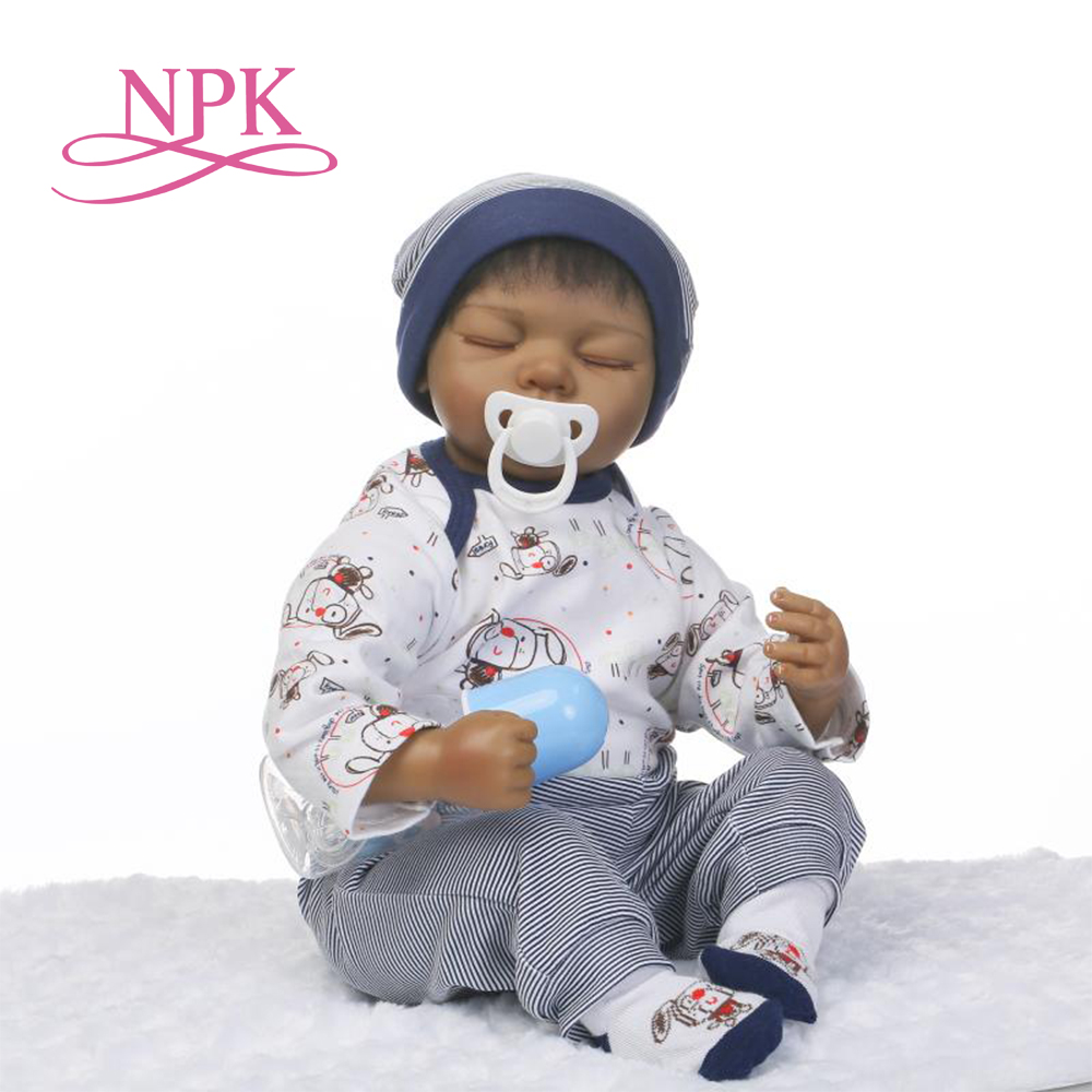 NPK 22 brazilian implanted hair sleeping baby adora simulation Bonecas bebe kids toy silicone reborn baby dollsNPK 22 brazilian implanted hair sleeping baby adora simulation Bonecas bebe kids toy silicone reborn baby dolls