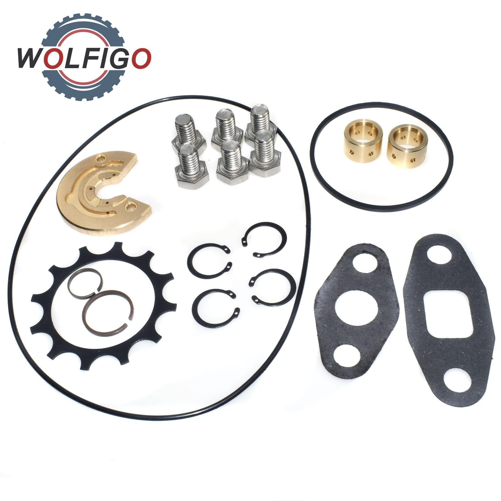 Precision T3 T4 360 Thrust Rebuild Kit: Aliexpress.com : Buy WOLFIGO T3 T4 T04B T04E Turbocharger