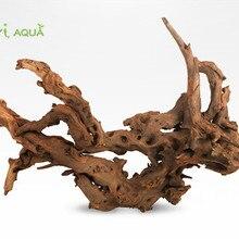 1 шт., дерево, аквариум для рыб, пейзажи, украшение для аквариума, натуральный материал, дерево хорошего качества, 0,5 кг, 1 кг, 1,5 кг