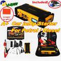 Super Power Auto Starthilfe Power Bank 600A Tragbare Auto Batterie Booster Ladegerät 12V Ausgangs Gerät Benzin Diesel Auto starter