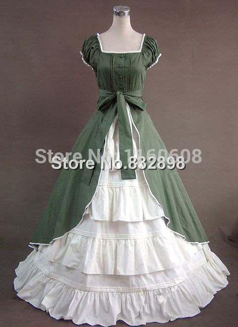 8534 15 De Descuentovestido Estilo Victoriano Gótico De Recreación De Teatro In Vestidos From Ropa De Mujer On Aliexpress