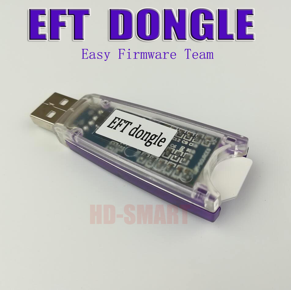 EFT Dongle  Easy-Firmware Team Dongle For Protected Software For Unlocking, Flashing, And Repairing Smart Phones Free Shipping