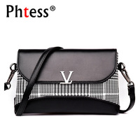 2018 Luxury Bags Women Bags Designer Famous Brand Sac A Main Female Leather Crossbody Shoulder Bags
