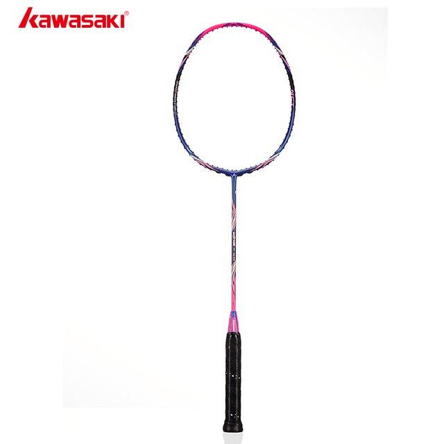 kawasaki king k8 badminton racket frame30t offensive type airfoil