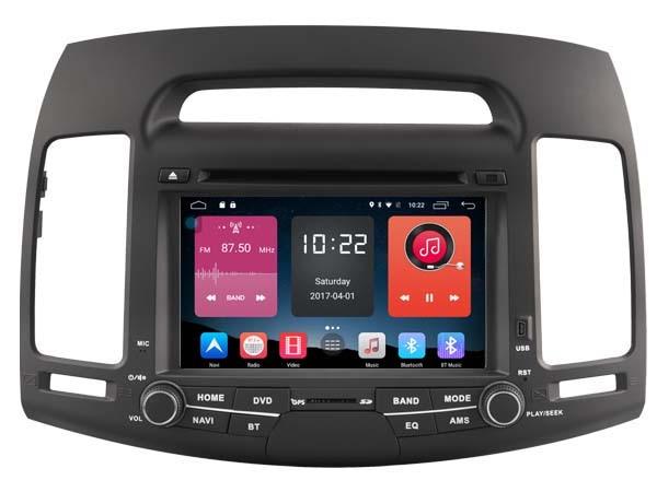 Android 6 0 Car Dvd For Hyundai Elantra 2007 2011 Car