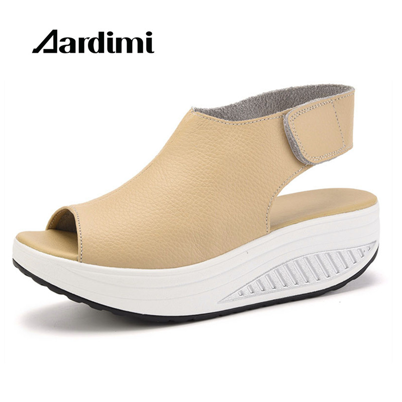 Factory Outlet designer solid platform women sandals 9 kinds buckle wedges sandals summer genuine leather platform Shoes woman phyanic 2017 gladiator sandals gold silver shoes woman summer platform wedges glitters creepers casual women shoes phy3323