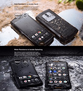 Image 5 - DOOGEE S55 Waterproof Smartphone 4GB RAM 64GB ROM 5500mAh MTK6750T Octa Core 5.5 inch Android 8.0 Dual SIM 13.0MP OTA 4G FDD LTE