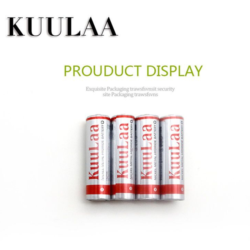 Kuula battery charger battery box Pre Charged Rechargeable