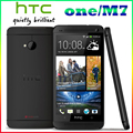 M7 Unlocked Original HTC One M7 801e 32GB Android 4G smartphone Quad core touchscreen silver/black One Yeay Warranty