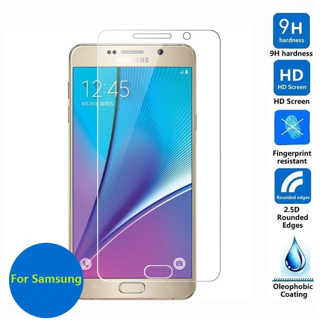1a98efcc99e For Samsung Galaxy Grand Prime ve Glass Screen Protector Tempered Glass  Anti-Explosion SM-