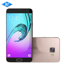 Original Samsung Galaxy A7 A7100 (2016) Mobile phone Dual Sim 5.5″ 3300mAh 3GB RAM 16GB ROM 13MP 4G LTE Fingerprint Smartphone