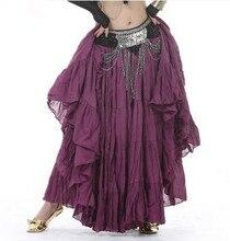 expansion long skirt belly dance skirt indian dance skirt romany skirt dancer clothing