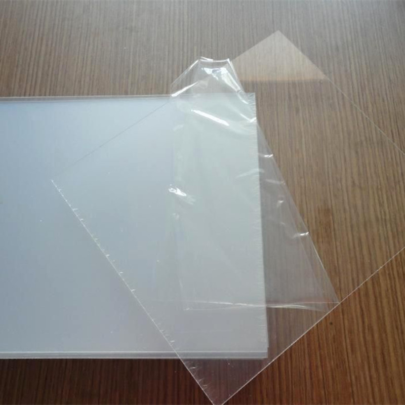 Acrylic clear sheets home decorative furniture polystyrene for Glass or acrylic