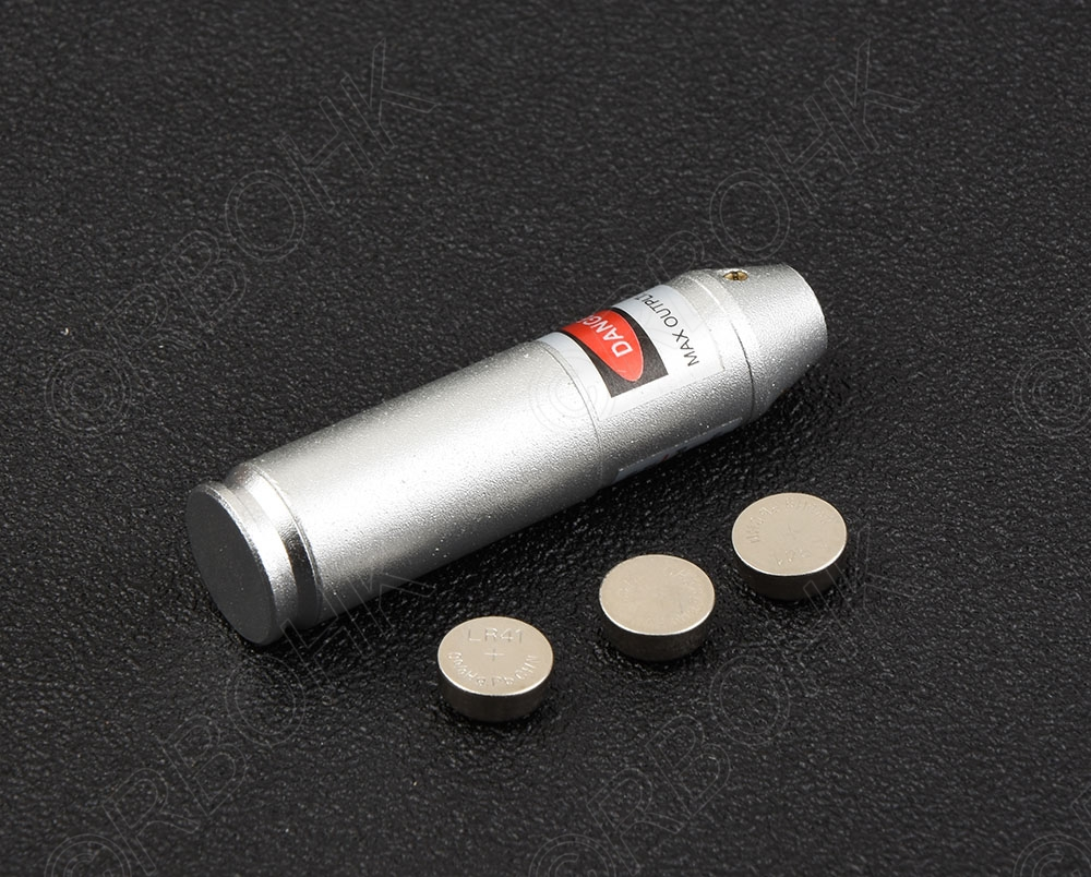 Red laser Boresighter for .243 / .308 win 7 mm - 08 REM caliber ar15 ak47 hunting shooting M9390