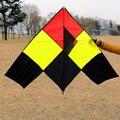 2016 cometa Weifang kite Seis Magia Partido moderno Yi Fei tres triángulo Cometas de juguete deporte al aire libre
