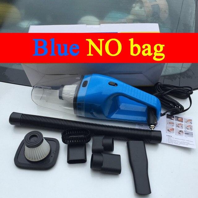 Blue NO bag