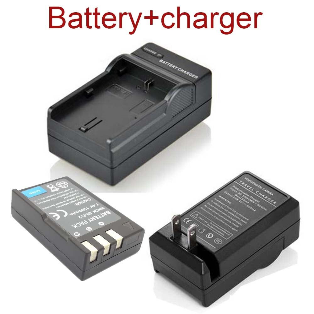 AC charger + battery for Nikon ENEL9 EN-EL9 EN-EL9A EN-EL9C  D5000 D3000 D60 D40X D40AC charger + battery for Nikon ENEL9 EN-EL9 EN-EL9A EN-EL9C  D5000 D3000 D60 D40X D40