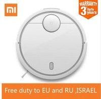 Оригинальный Xiaomi Mi робот пылесос комнаты для дома, Wi Fi и приложение, бытовой вакуумный очистки машины (tax free в ЕС RU)