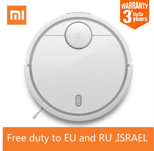 Original Xiaomi Mi Robotic Vacuum Cleaner Room for home wifi and APP household vacuum cleaning machine